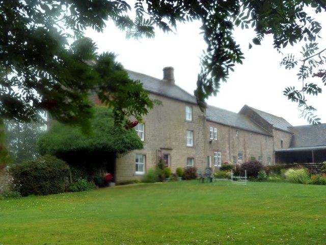 Harthill Moor Farm