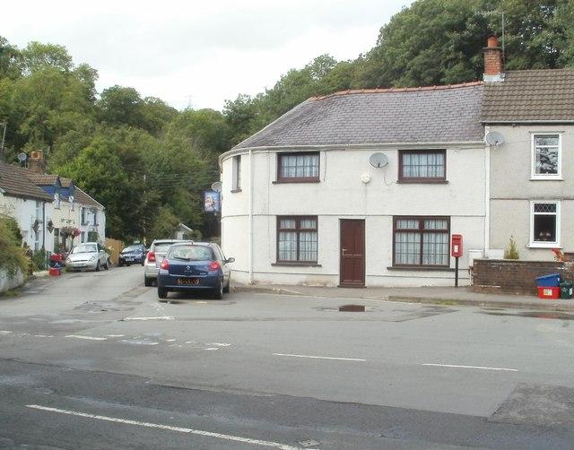 Former post office, Pontneddfechan