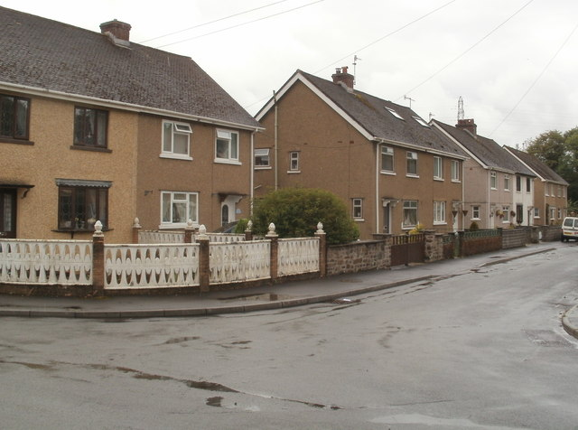 Brodawel houses, Pontneddfechan