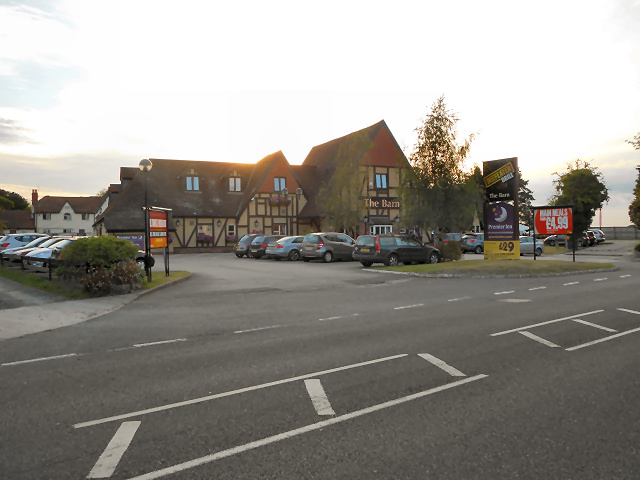 The Barn, Hockley Heath