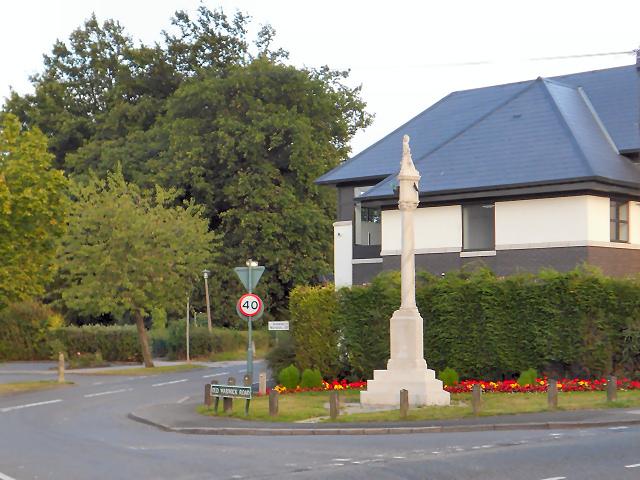Hockley Heath War Memorial