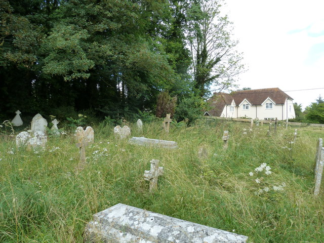 St Mary, Longstock: churchyard (iii)