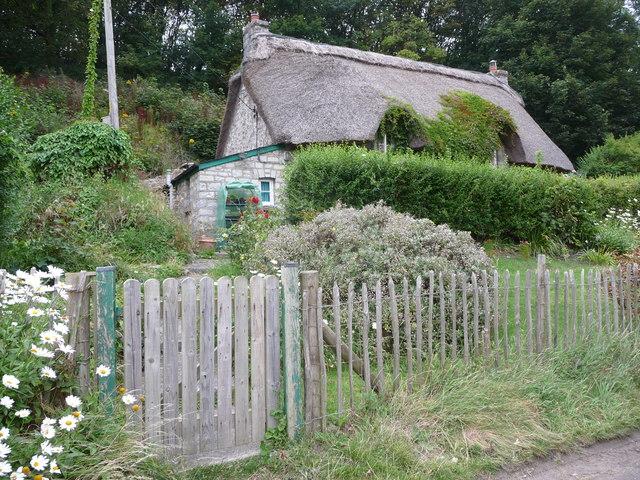Cottage at Pant y Slade