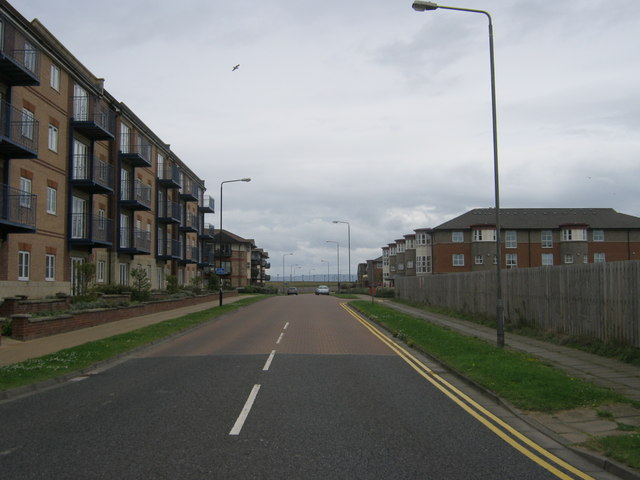 Maritime Avenue Hartlepool