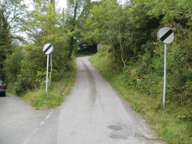 Road to Fforest Farm, Pontneddfechan