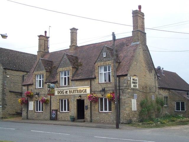 The Dog & Partridge, Titchmarsh