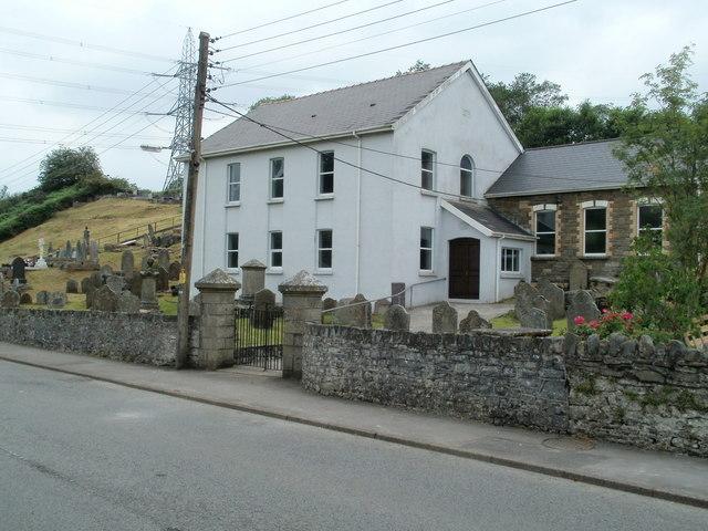 Ebenezer Chapel, Pontneddfechan