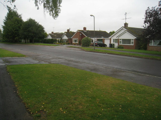 Bungalows along The Drive