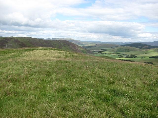 Summit, White Hill