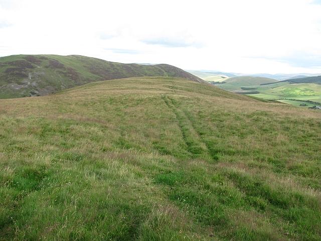 Ridge, White Hill