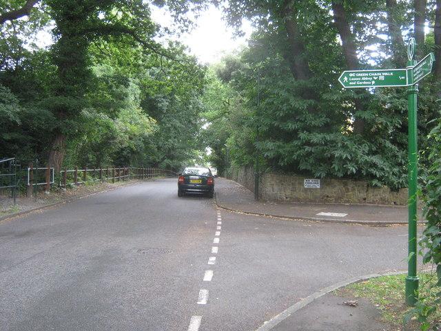 Green Chain Walk on Hurst Lane