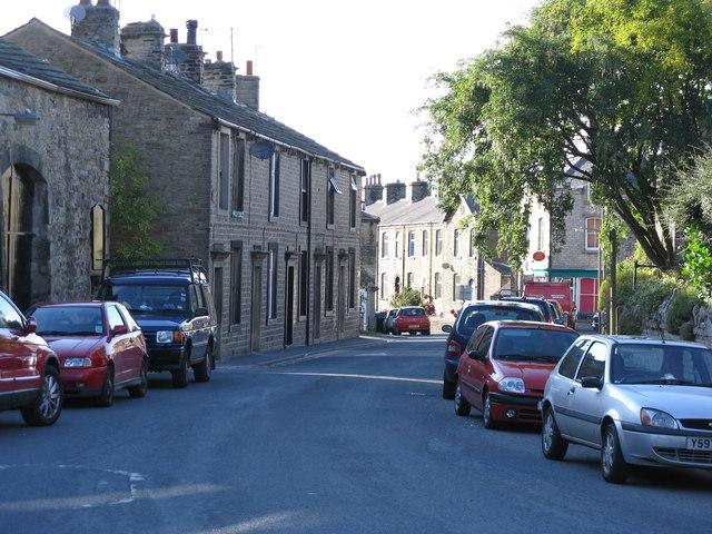 Carleton-in-Craven: Swan Street