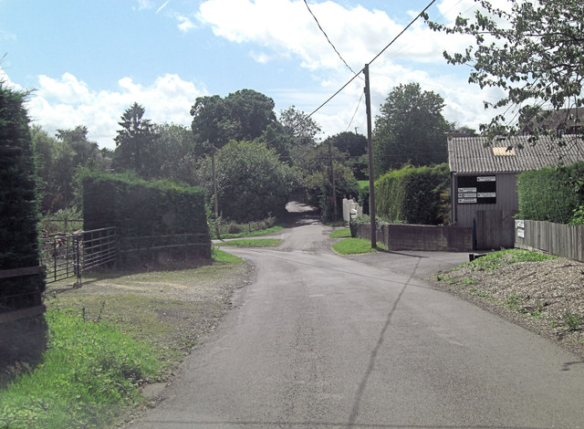 Junction of Upper Soldridge Road and Grosvenor Road
