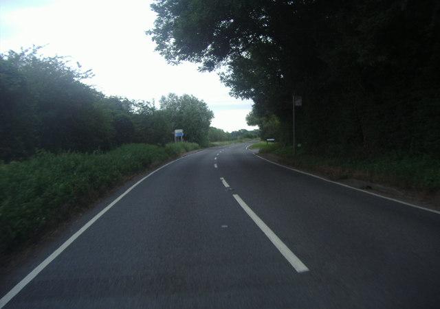 Ongar Road, Abridge