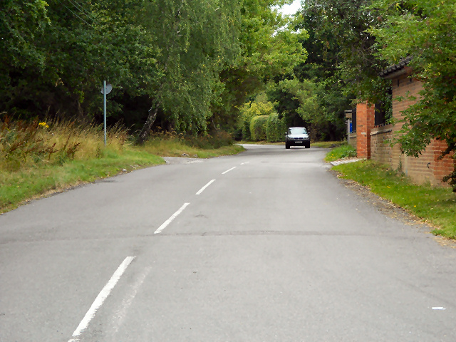Tanworth Lane