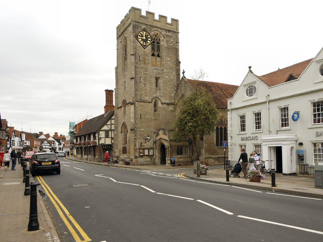 St John's Church, Henley-in-Arden