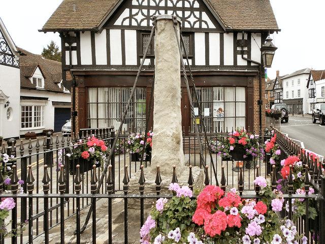 Henley-in-Arden Market Cross