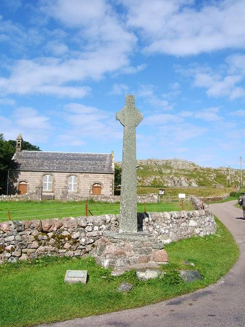 Maclean's Cross, Iona