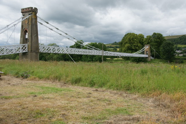 Chain Bridge, Melrose