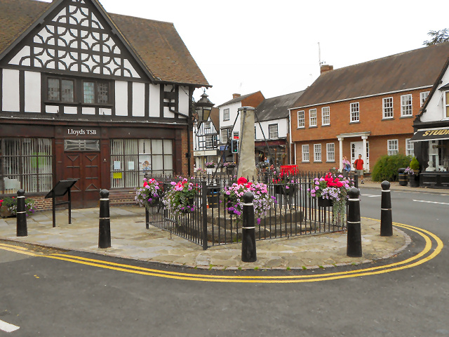 Henley-in-Arden Market Cross