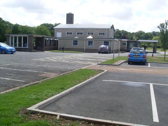 Isle of Wight Crematorium (2)
