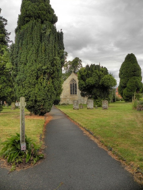 St John the Baptist Churchyard, Aston Cantlow