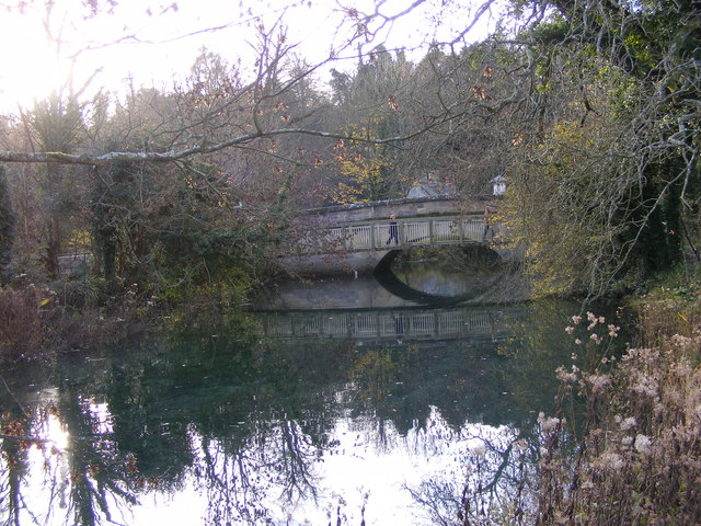 Mill Road Footbridge