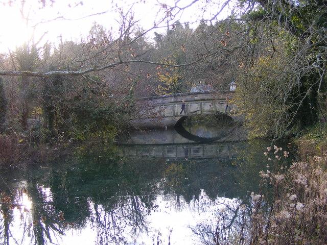 Mill Road Footbridge