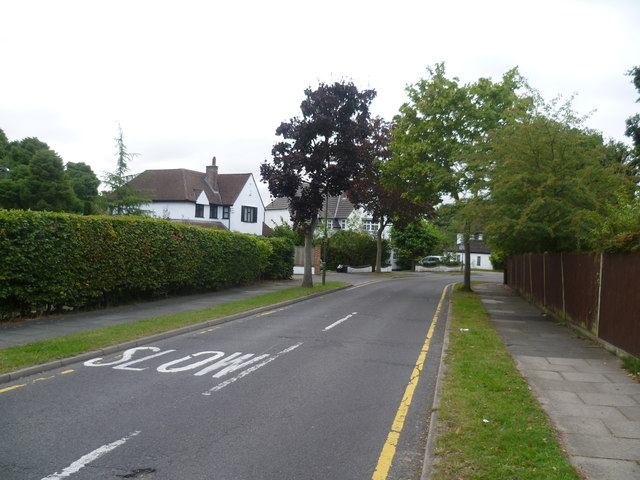 Lynwood Grove, Petts Wood