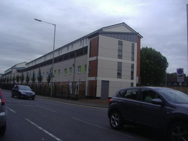 Flats on Station Road, Waltham Cross