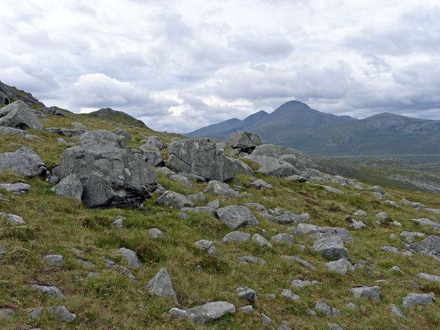 North Ridge of An Reithe