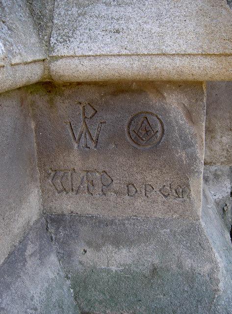 Mason's marks, Bristol Cathedral