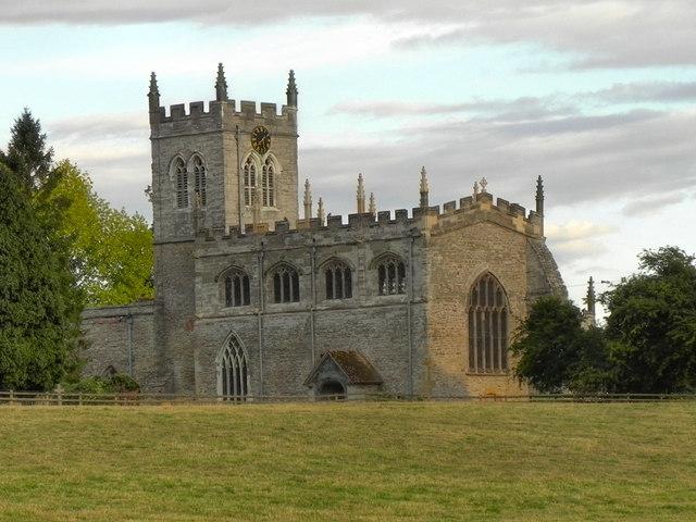 St Peter's Parish Church, Wootton Wawen