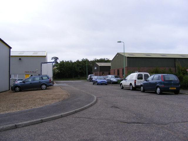 Riverside View Industrial Estate