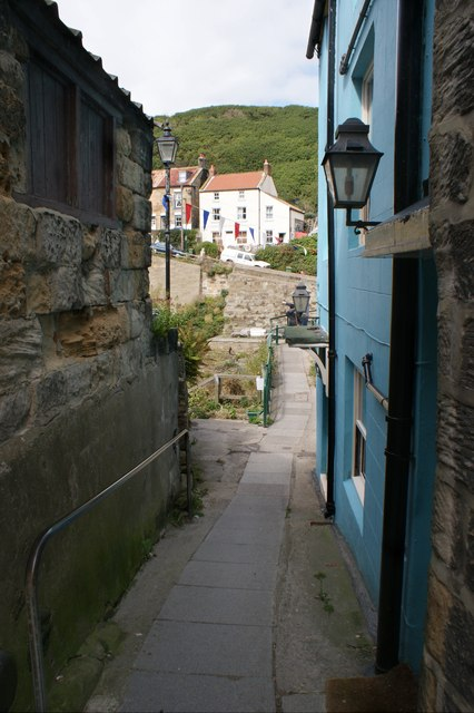 Coastal Path, Staithes