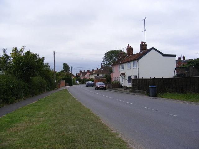 B1078 Border Cott Road