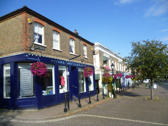 Royal Parade, Chislehurst