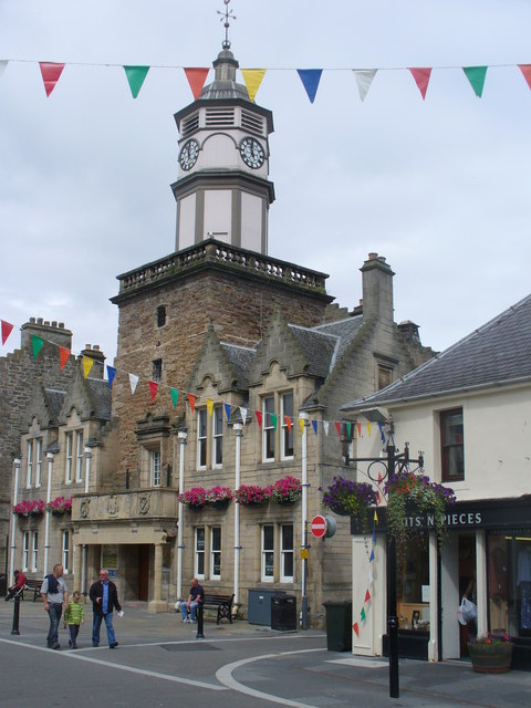 Dingwall Town Hall