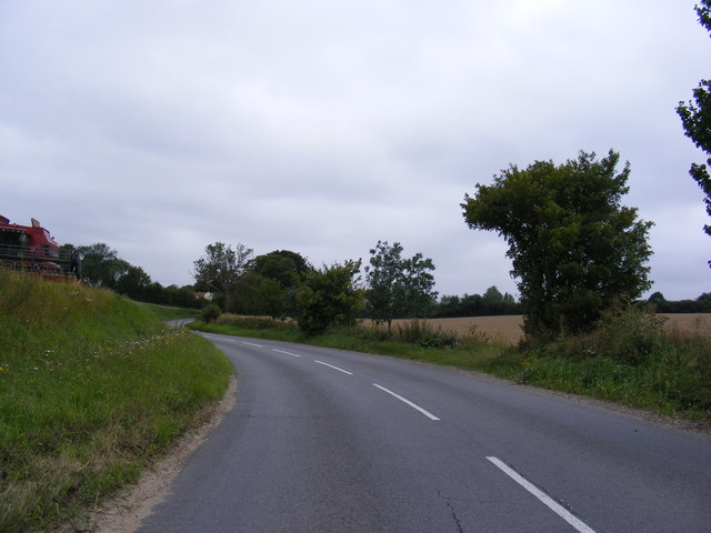 B1078 Ipswich Road