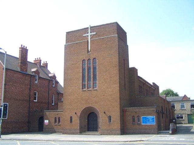 St Edward's Roman Catholic Church, Kettering