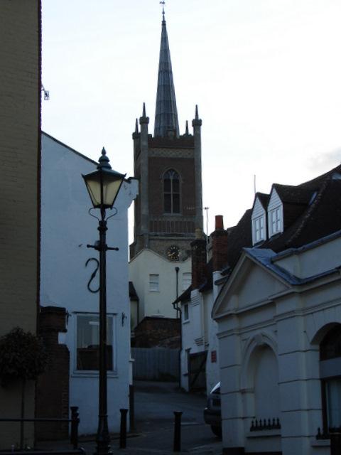 St Michaels Church tower