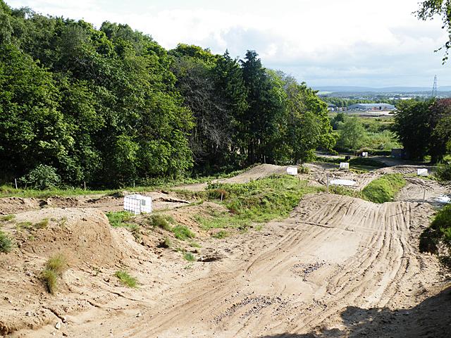 Woodside Motocross Track