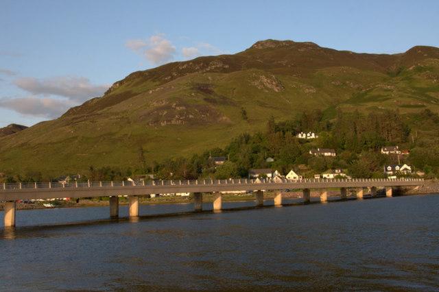 Dornie Bridge from Ardelve Point