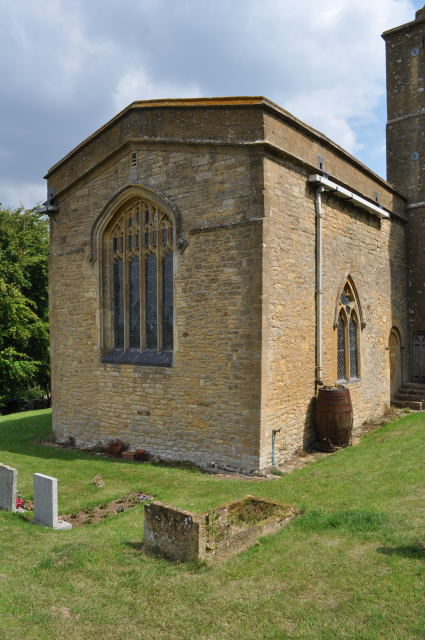 Saintbury Church