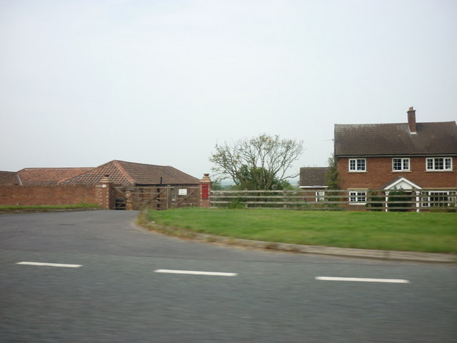 East Farm on the A168