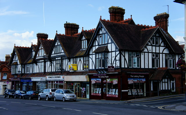 Station Road, Burgess Hill, Sussex