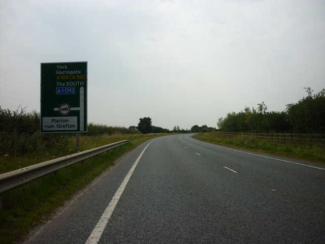 Approaching Braimber Lane on the A168