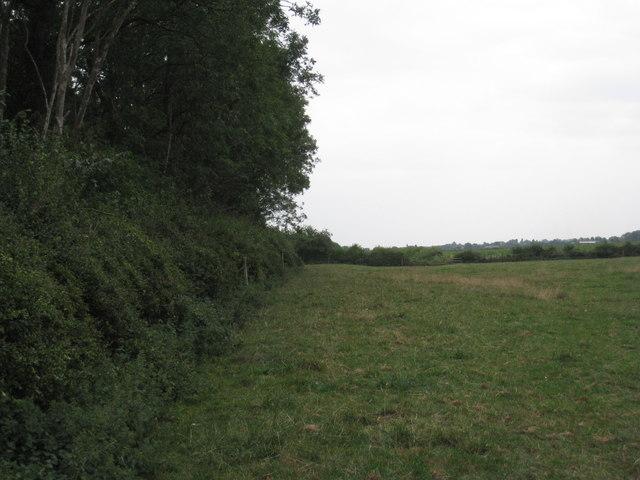 The footpath to Fenton