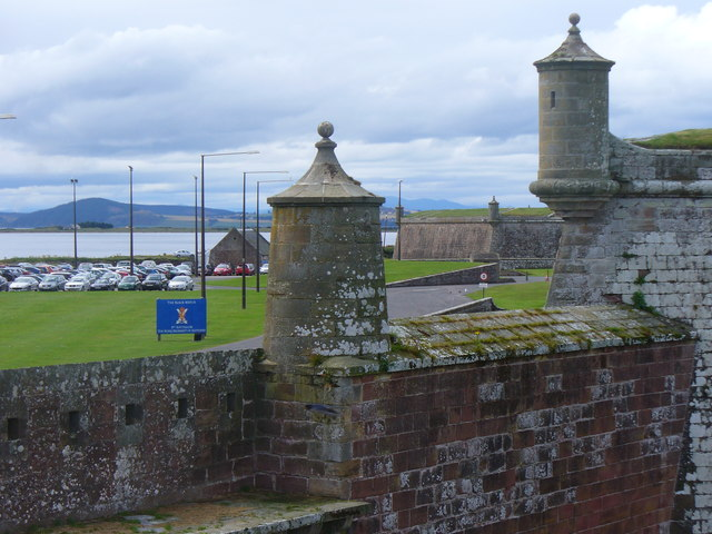 Fort George Fortifications