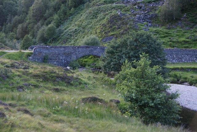 Bridge at Glenshiel